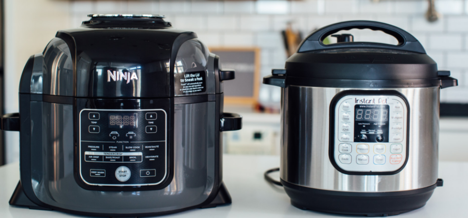 Difference Between Instant Pot and Air Fryer