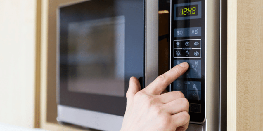 Using aluminum is microwave-safe or dangerous