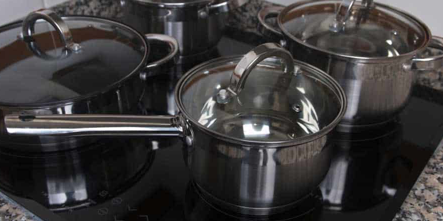 What type of pots to use on glass top stove