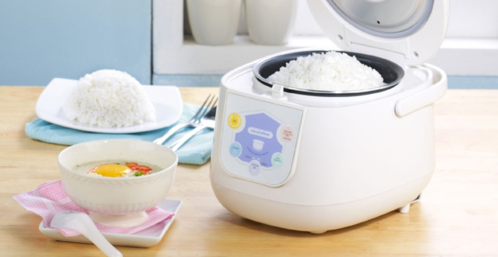Benefits Of Rice Cooker