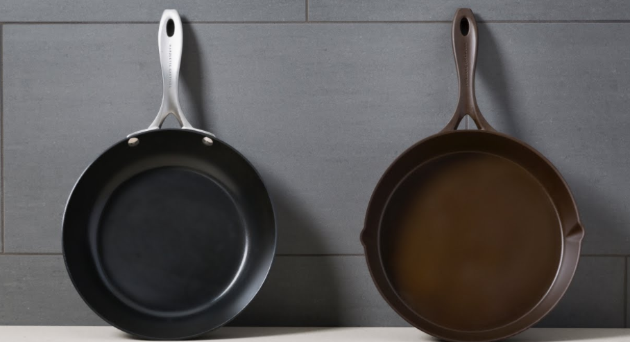 Cast Iron VS Carbon steel